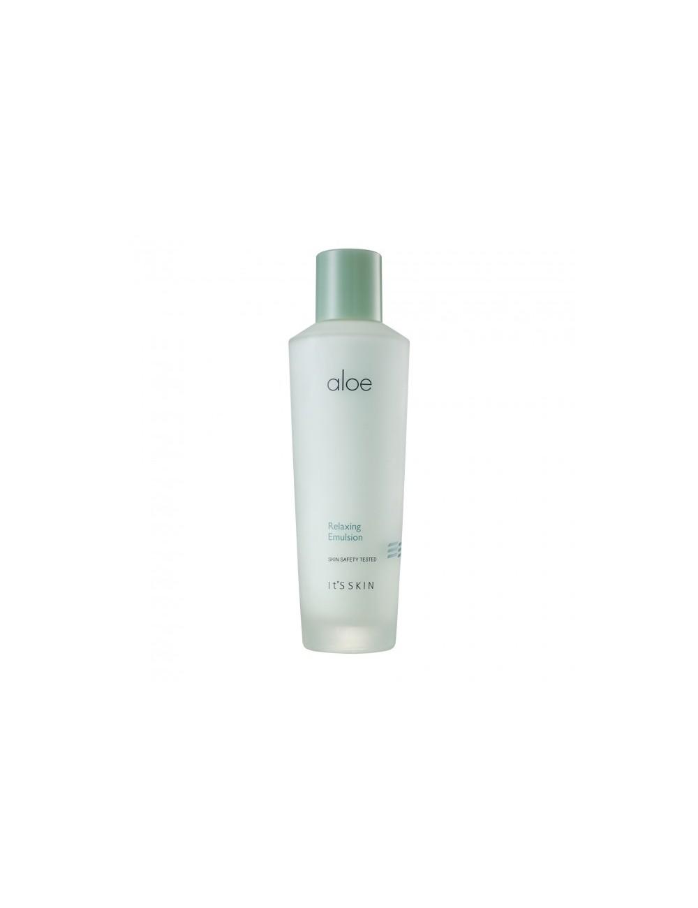 Emulsión Relajante con Aloe Vera It's Skin - Aloe Relaxing Emulsion