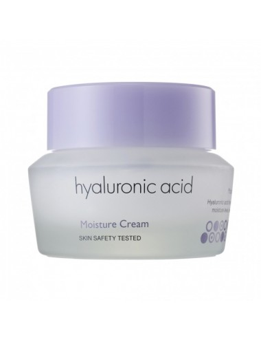 Crema Hidratante con Ácido Hialuronico It's Skin - Hyaluronic Acid Moisture Cream 50ml
