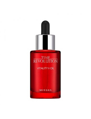 Aceite Anti-Edad Revitalizante Missha Time Revolution Vitality Oil - 30ml