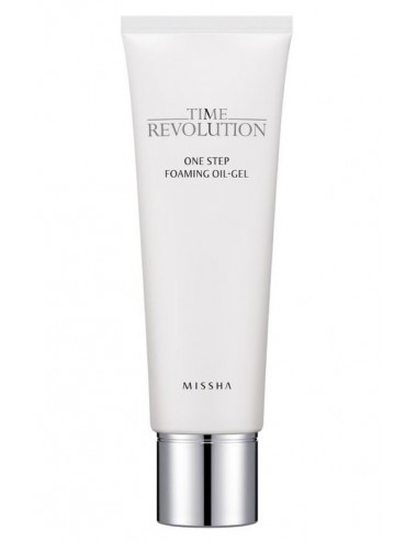 Doble Limpieza MISSHA Time Revolution One Step Foaming Oil-Gel