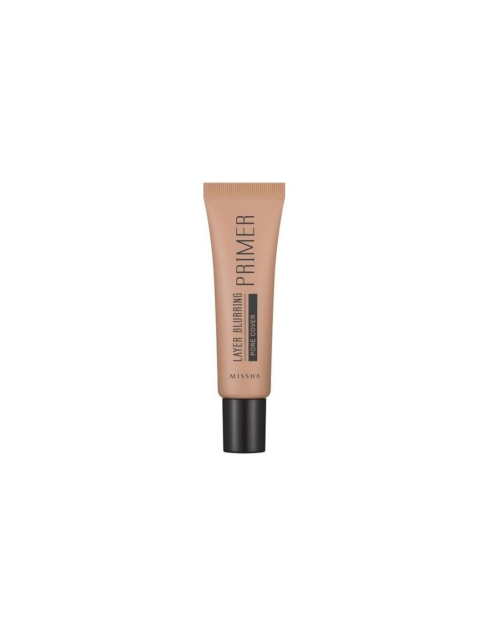 Primer Corrector Poros - Missha Layer Blurring Primer (Pore Cover) 20ml