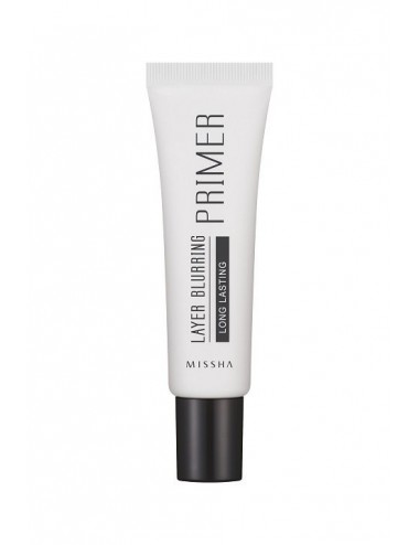 Primer de Larga Duración - Missha Layer Blurring Primer (Long Lasting) 20ml