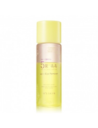 Desmaquillador para Ojos y Labios It´s Skin Brightening 5 Fruits Lip & Eye Remover