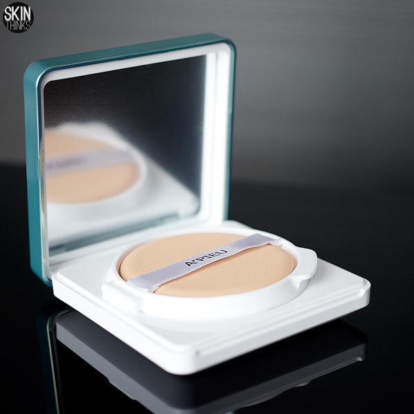 A'pieu Wonder Tension Madecassoside N.23 Maquillaje Calmante con Protección Solar