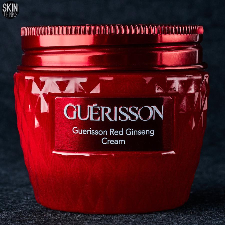 Guerisson Red Ginseng Cream Crema Revitalizante y Anti-Edad