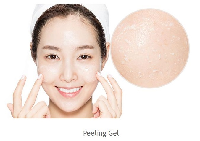 Mascarilla Peeling Missha Pure Source Pocket Pack Rice - Arroz