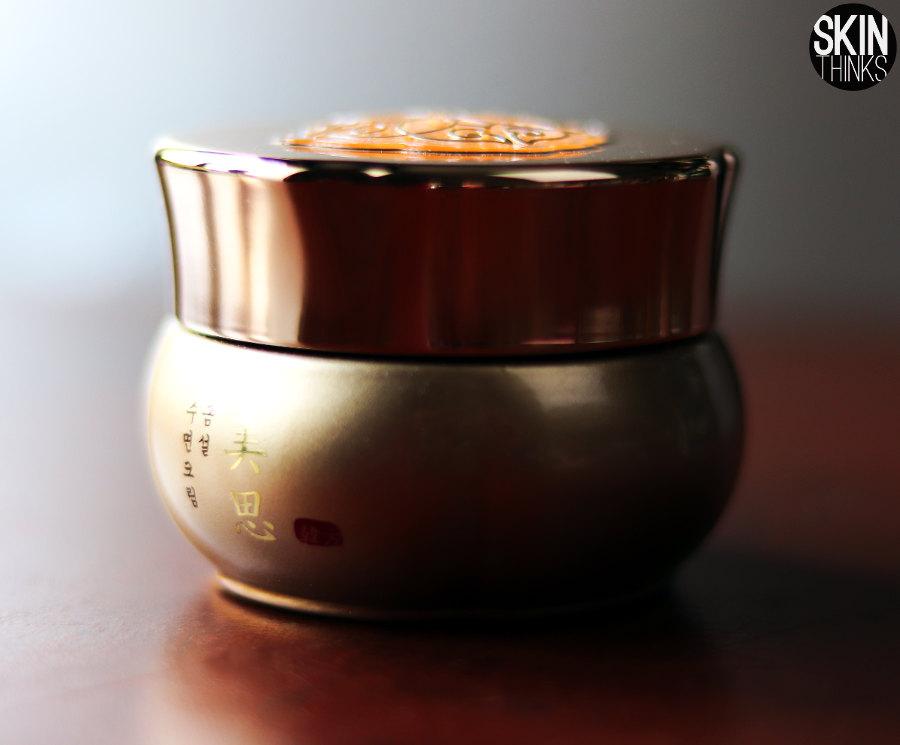 Missha Geum Sul Overnight Cream Crema Nocturna Antiedad y Anti-manchas