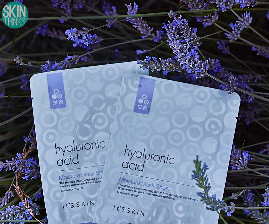 It's Skin Hyaluronic Acid Mask Sheet Mascarilla Hidratante