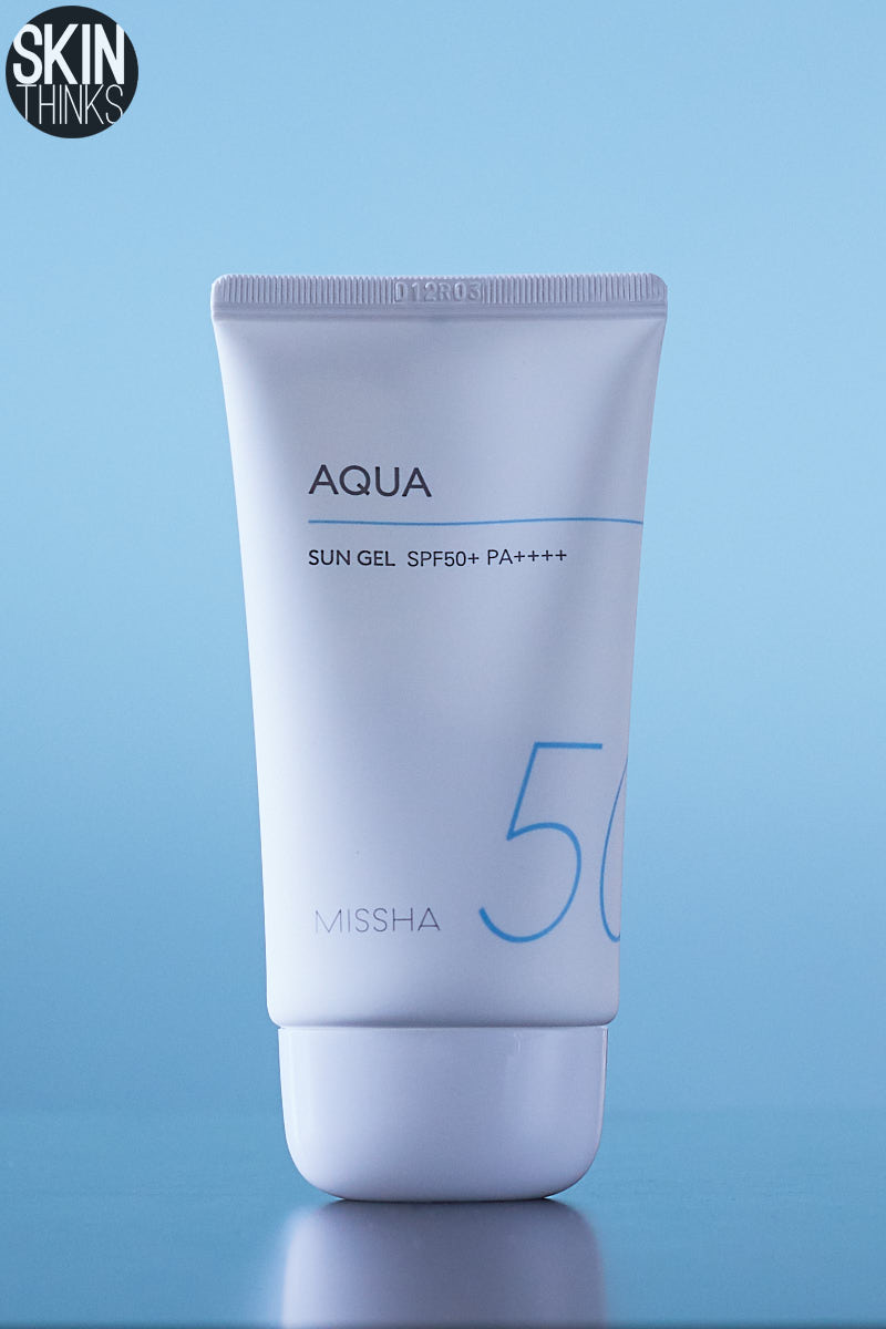 Missha All Around Safe Block Aqua Sun Gel SPF 50+ PA++++