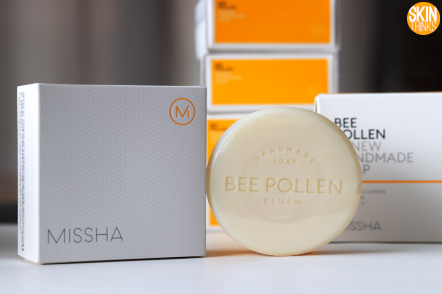 MISSHA Bee Pollen Renew Hand Made Soap Jabon Revitalizante