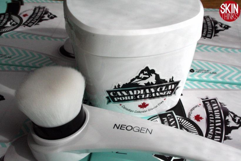Neogen Dermalogy Canadian Clay Pore Cleanser Cosmética Coreana