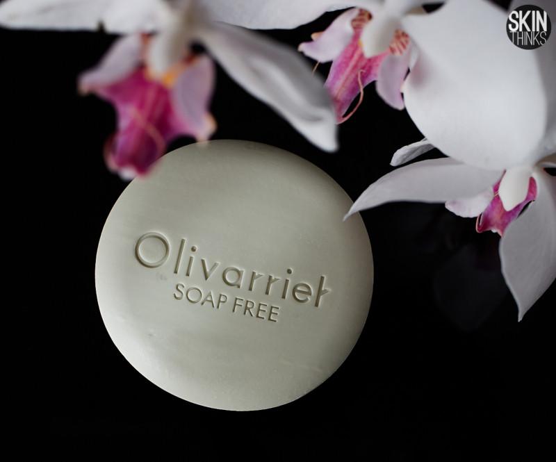 Olivarrier Emollient Cleansing Bar Limpiador Facial Vegano