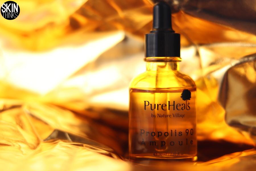 Pureheals Propolis 90 Ampoule Serum Hidratante y Anti-edad