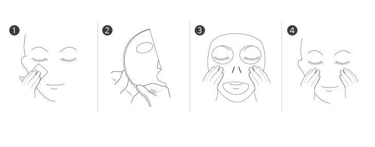 Mascarilla Pure Source Cell Sheet Mask de Missha