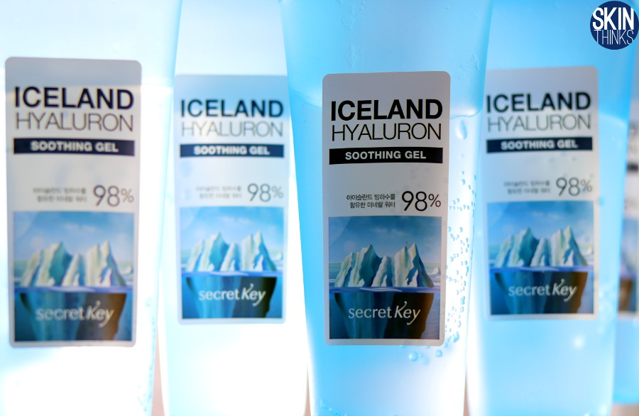 Gel Hidratante Secret Key Iceland Hyaluron Soothing Gel