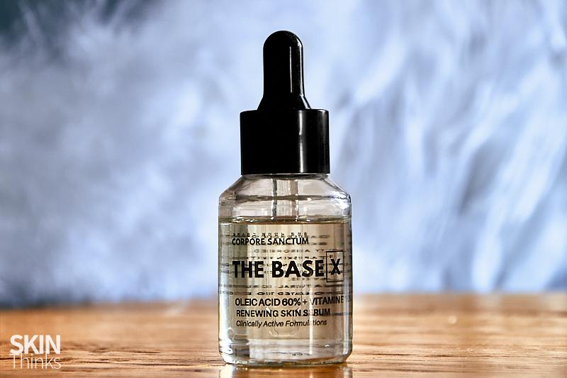 The Base X Renewing Night Serum- Serum regenerante Nocturno