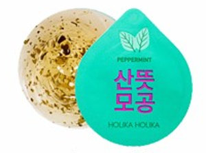 Mascarilla Purificante Holika Holika Super Food Capsule Peppermint