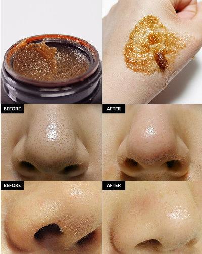 Exfoliante Facial Vegano Klairs Gentle Black Sugar Facial Polish