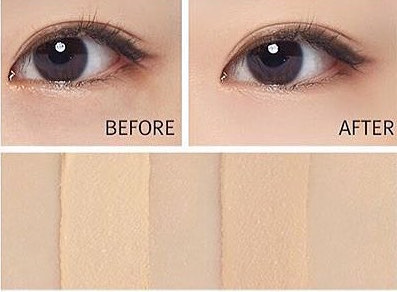Corrector Missha The Style Under The Eye Brigthener