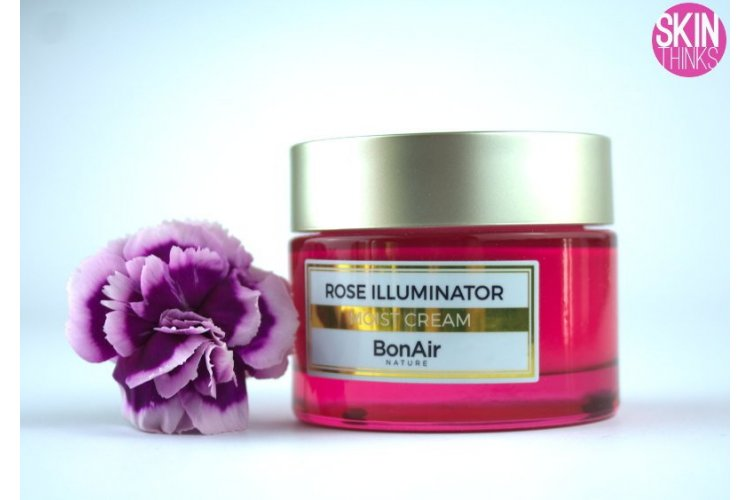 Crema Iluminadora Anti-edad Rose Illuminator Moist Cream de BonAir